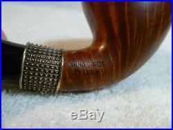 0923, Mastro de Paja, 1moon, 3A, L, Tobacco Smoking Pipe, Unsmoked, 00280