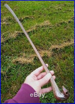17 Wood Grain Gandalf Glass Tobacco Pipe Sherlock