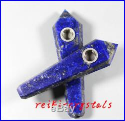 20pcs Natural Lapis Lazuli Quartz Stone Crystal SMOKING PIPE