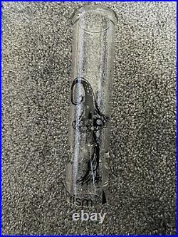 27inch Hookah Straight Glass Bong Water Smoking Pipe CUSTOMIZABLE. 14mm bowl