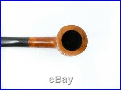 Alfred Dunhill Root Briar Straight Fancy Billiard Briar Tobacco Pipe -NEW IN BOX