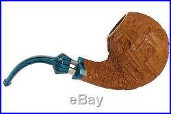 Ardor Meteora Fantasy Tan Tobacco Pipe MTF172