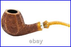 Ardor Urano Fantasy Brown Tobacco Pipe UFB190