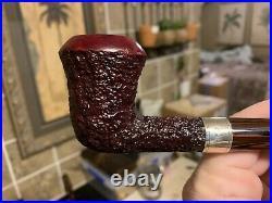 Ashton Bill Taylor Churchwarden Tobacco Pipe, Unsmoked 2002