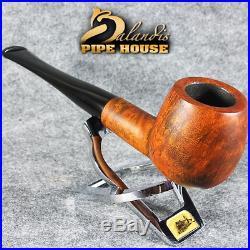 BALANDIS EXCLUSIVE HAND MADE & SMOOTH BRIAR wood smoking pipe BERLIN LINDEN