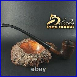 BALANDIS HAND MADE BRIAR wood TOBACCO smoking pipe YOUNG BELLA CHURCHWARDEN