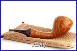 BONDAREV Smooth Acorn Handmade Briar Smoking Pipe