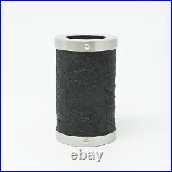Ben's NEW! Tsuge Metal Tankard Poker Style Sitter Smoking Pipe
