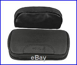 Better-love Free trip Leather pipe tobacco pouch/smoking pipe accessories bag