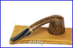 Bondarev Bent Dublin Handmade Smoking Pipe