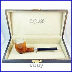 Brand new briar pipe Ashton Sovreign Taylor pipa pfeife Tobacco Pipe limited ed