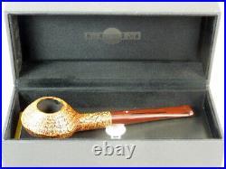 Brand new briar pipe DUNHILL County 3 Squat Tomato pipa pfeife Tobacco Pipe