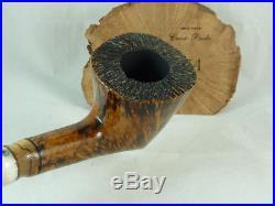 Brand new briar pipe TALAMONA Elite handmade Italy Tobacco Pipe code B25