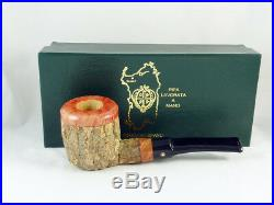 Brand new briar pipe TOM SPANU Tobacco Pipe pipa pfeife handmade italy