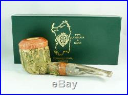 Brand new briar pipe TOM SPANU handmade Italy Tobacco Pipe pipa pfeife