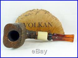 Brand new briar pipe VOLKAN Aurum Tobacco Pipe Volkan pipa pfeife handmade