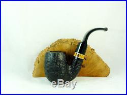 Brand new briar pipe VOLKAN Poesia Oom Paul Tobacco Pipe pipa pfeife C95