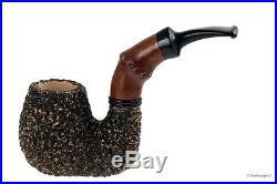 Brebbia Buzzi Sabbiata filtro 9mm smoking pipe / pfefe / chachimbos /pipas