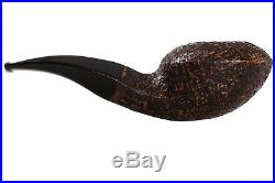 Brebbia Fat Bob 2114 Tobacco Pipe Sandblast