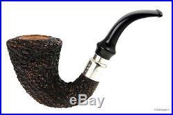 Brebbia First Calabash Rocciata smoking pipe / pfefe / chachimbos /pipas