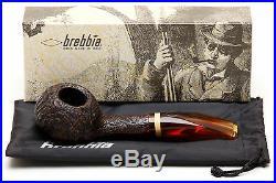 Brebbia Ninja Sabbiata 301 Tobacco Pipe