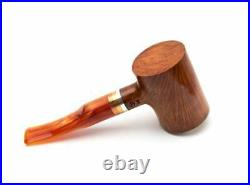 Briar Pipe Pipes Poker Handmade Wooden 9mm Filter Tobacco Smoking KAFpipe