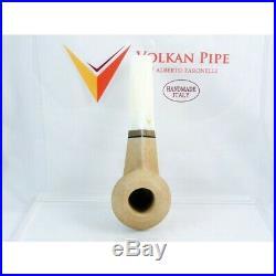 Briar pipe VOLKAN Bottega bullcap Tobacco Pipe pfeife pipa natural handmade