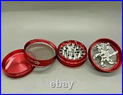 CANABYX Tobacco Gift Set of 5 (Tray, Smoking Pipe, Ashtray, Container, Grinder)