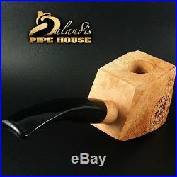 CLUB HOUSE Tobacco Pipe Briar Wood Block new FBB Pre Drilled Beginner DIY Kit