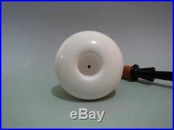 Calabash Block Meerschaum Stone Bowl Sherlock Holmes Tobacco Pipe Unused