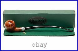Chacom Churchwarden F3 Smooth Tobacco Pipe