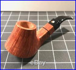 Claudio Cavicchi Smooth Volcano Briar Tobacco Pipe