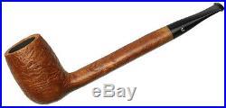 Comoys Canadian Pebble Grain Straight Sandbast Smoking Pipe 6318