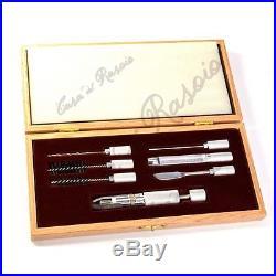 Curapipa Ad Espansione Con Confezione Regalo Smoking Pipe Service Set Tools Fz50