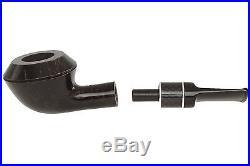 Dagner Pipes P5 Smoke Stain Bulldog Tobacco Pipe