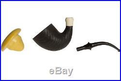 Davorin Denovic Morta CE-023/16 Calabash Tobacco Pipe TP-6326