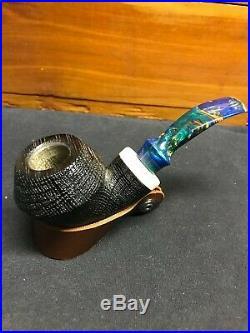 Dragon Briars (Joshua Ronish) Unsmoked Morta tobacco pipe