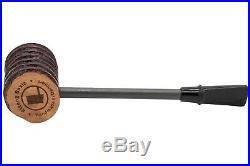 Eltang Basic Burgundy Rustic Tobacco Pipe