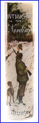Erik Nording 2009 Hunter Series Rustic Hare Tobacco Smoking Pipe 5461K