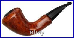 Erik Nording 2010 Hunter Series Smooth Bison Tobacco Smoking Pipe 5459K