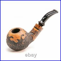 Erik Nording 2020 Hunter Series Cheetah Rustic Tobacco Smoking Pipe 5465K
