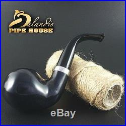 Exclusive BALANDIS ORIGINAL Briar Wood Handmade SMOKING PIPE FROGGIE 99 Bluer