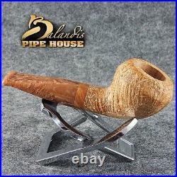 Exclusive BALANDIS Original Briar Handmade Tobacco Smoking pipe MARIACHI Sando