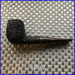 Ferndown 2ster Hand Made Tobacco Smoking Pipe Dark Brown from Japan New