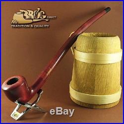 Hand made Mr. Brog original smoking pipe LOTR GANDALF Hobbit BILBO Caran