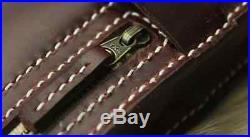 Handcraft handwork Smoking Pipe Case Savinelli Tobacco Bag