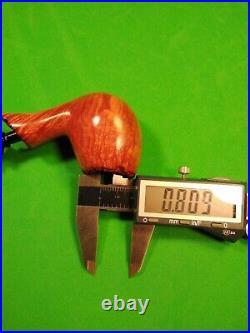 Jobey Dansk Freehand #4 Vintage Unsmoked Handmade In Denmark Tobacco Pipe