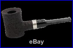Joe Case Black Poker Tobacco Pipe TP8557