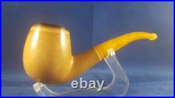 Lee van Cleef Meerschaum Pipe, smoking pipe, Hand Carved pipe, Turkish meerschaum