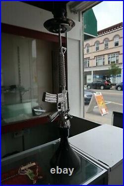 M16 Hookah Tobacco mob gangsta Shisha Gun Smoking Pipe Tobacciana